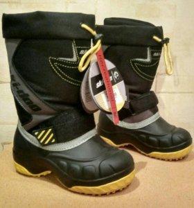 Детские ботинки Ski-Doo, Snowgear