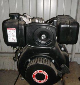 Дизельный двигатель модель KM178FS (kipor)