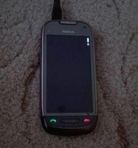 Легендарный Nokia C-7