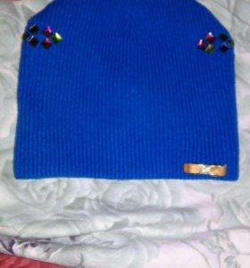 Зимние куртка и шапка