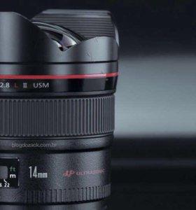 Canon 14mm 2.8L ii