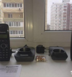 Радиотелефон Panasonic KX TG 1612 RU