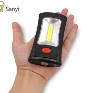 Фонарь светодиодный Sanyi.