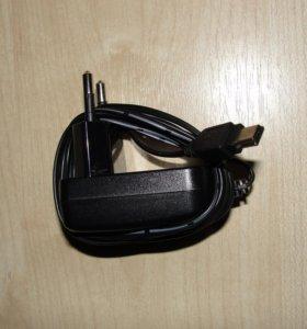 Зарядное mini USB