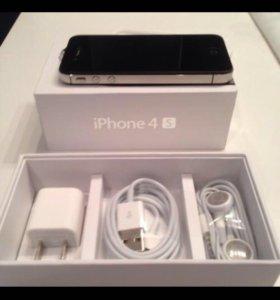 Айфон 4 S на 16 Гб