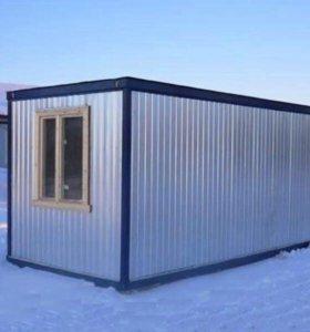 Блок-контейнер строительный