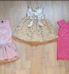 Праздничные нарядные платья GAP