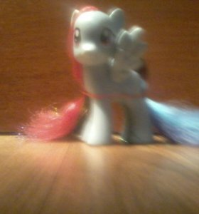 My littl pony Renbow Desh