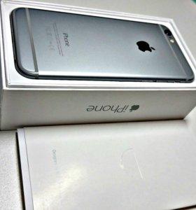 iPhone 6 16gb в отличном состоянии