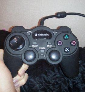 Игровой джойстик для ПК Defender