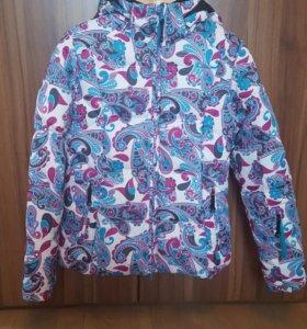 Куртка новая зимняя женская р.44