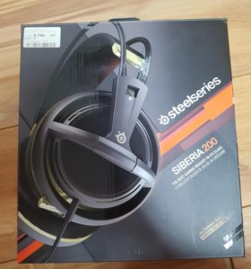 Наушники Steelseries Siberia 200