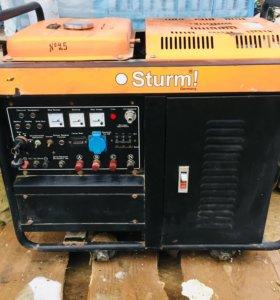 Дизельный генератор Sturm