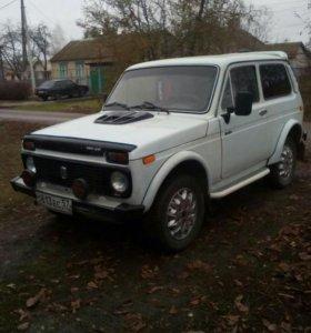 Lada (ВАЗ) 21213 (4×4)
