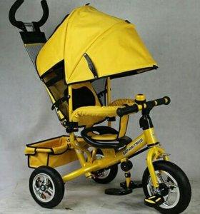 Велосипед детский трёх колесный