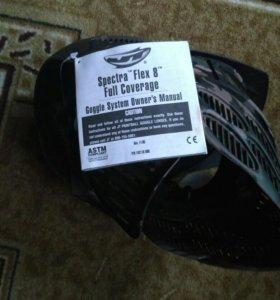 Маска шлем для пейнтбола