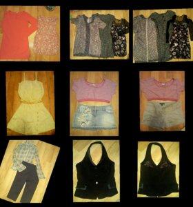 Одежда 42-46 размеров