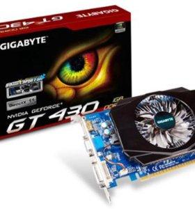 Видеокарта GeForce GT430