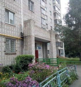 Квартира, 1 комната, 27.1 м²