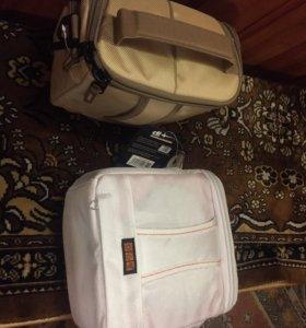 Стильная и компактная сумка для цифровых фотокамер