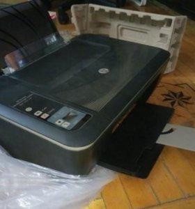 МФУ HP DESKJET INK ADVANTAGE 2520HC