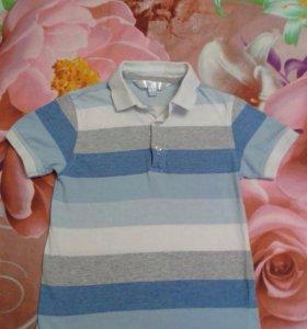 Рубашка-поло, рост 116