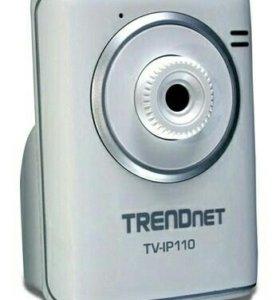 Сетевая IP камера TRENDNET TV-IP110