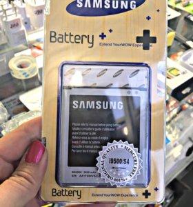 Аккумулятор на Samsung Galaxy S4