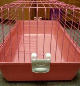 Клетка для хорька, кролика и морской свинки
