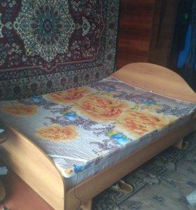 Кровать 2-местная