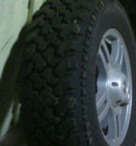 Экстрим сафари с литыми дискам на УАЗ Патриот