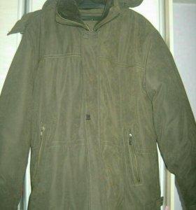 Куртка новая двойная