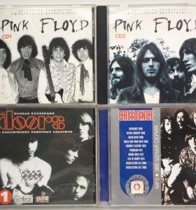 Pink Floyd, The Doors, Creedence (mp3)