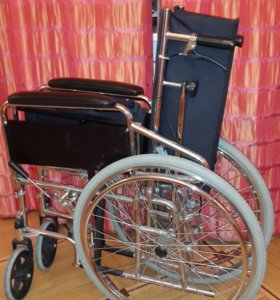 Инвалидное кресло (Инвалидная коляска)