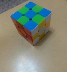 Кубик рубика (rubix cube)