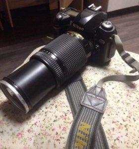 Фотоаппарат (зеркалка) Nikon D70