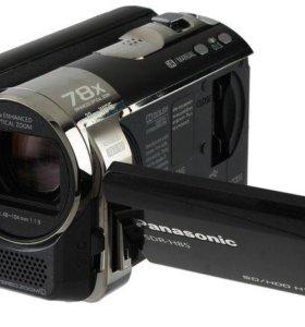 ручная видеокамера panasonic sdr-h85