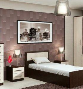 Новая Кровать Фиеста 90.В наличии!