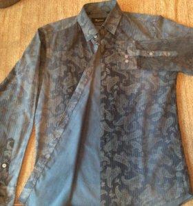 Рубашка Майкла из Универа: Новая общага