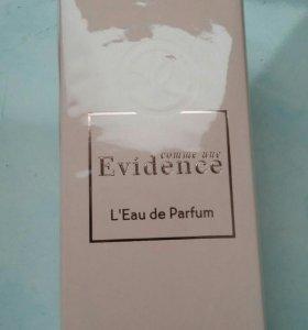 парфюмированная вода