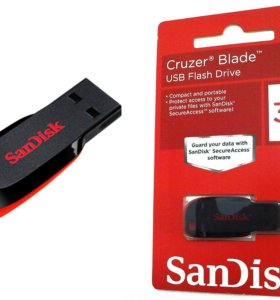 USB Flash Drive SanDisk Cruzer Blade CZ50 32Gb