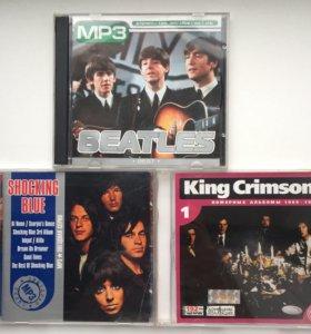 Beatles, Shocking Blue, King Crimson (mp3)