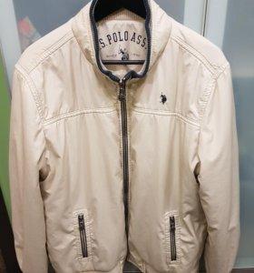 Мужская куртка  50-52 размер