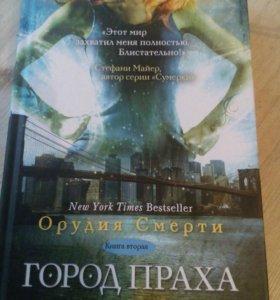 Книга город праха