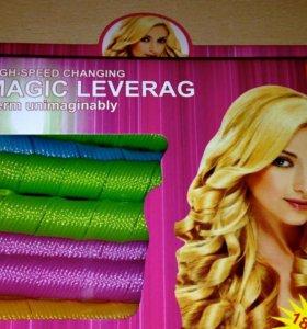 Бигуди Magic Leverage