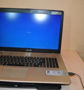 Ноутбук ASUS N76VB T4079H