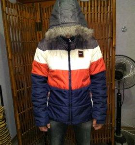 Super Dry. Куртка зимняя.