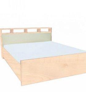 Новая Кровать Саломея-2 клён танзау.В наличии!