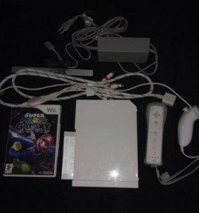 Приставка Nintendo Wii