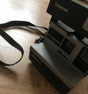 Фотоаппарат Polaroid Sun 600